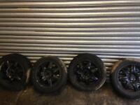 "seat ibiza tdi 5x100 16""wheels"