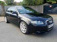 Audi a3 2.0tfsi special edition