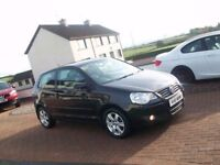 2008 volkswagen polo 1.4 3 door