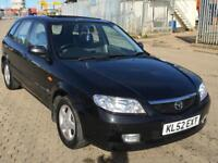 Mazda 323 1.6 GSi 5dr 2 LADY OWNER VERY CLEAN automatic