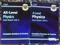 Physics AS/A Level OCR Revision Guides