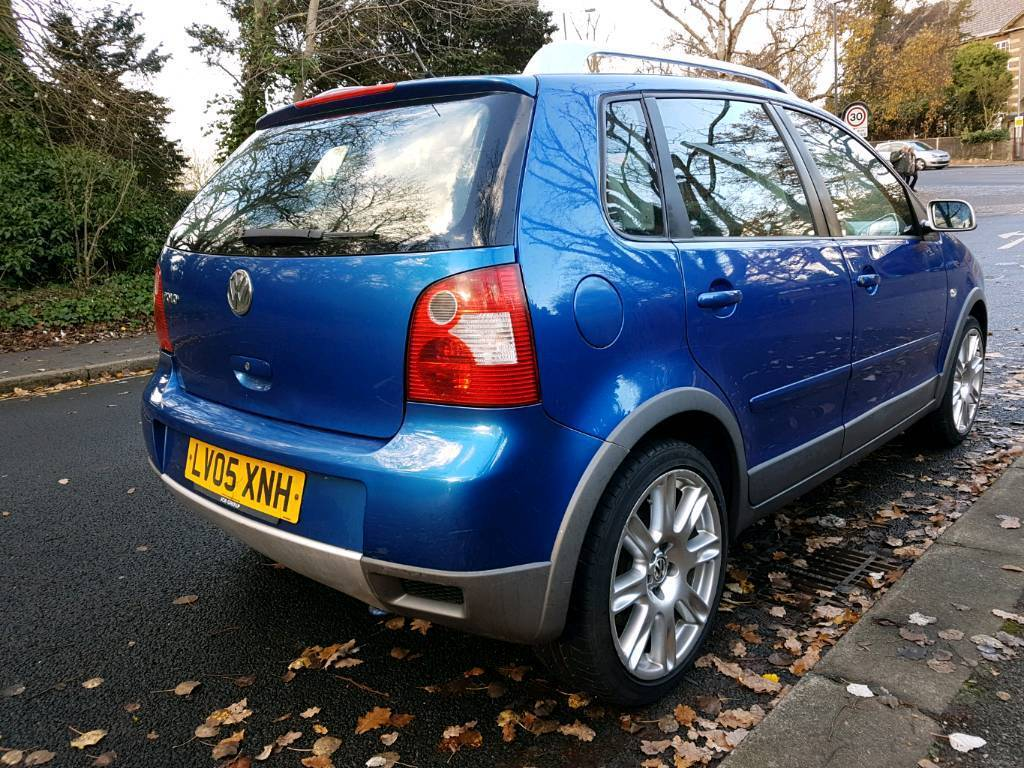 2005 vw polo dune tdi 1 4 diesel 1 year mot drives great in harrow london gumtree. Black Bedroom Furniture Sets. Home Design Ideas