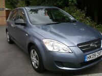 KIA CEED 1.4S **Low mileage, Full service history, 2 owners, Just had service**
