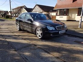 2004 Mercedes c270cdi Avantgarde. Fully loaded. Sports remap amg replica swap/part ex