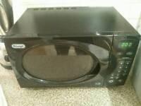 Microwave DeLonghi 800w