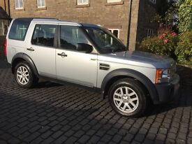 Landrover Discovery 3 2.7 TD XS 7 seat Auto
