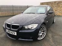 2008 08 BMW 320D 2.0 *DIESEL* EDITION M SPORT 6 SPEED - *MARCH 2019 M.O.T* - STUNNING LOOKS!