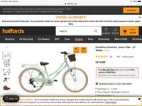 Wanted Girls Pendleton bike 24 inch