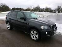 2007 (57) BMW X5 3.0 turbo diesel auto
