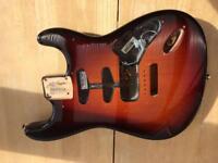 Fender USA stratocaster body