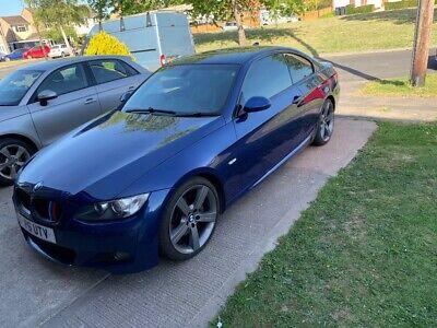 BMW 330d m sport coupe e92