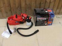 Sealey HVLP 2000 Electric spray gun kit. Brand new in box.