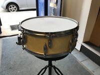 """Ajax 14"""" Vintage Snare Drum (Pearl)"""