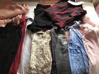Ladies bundle of clothes