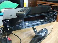 Sony MDS JB920 Minidisc Recorder and Player