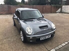 Mini Cooper S 1.6 Supercharged Year MOT