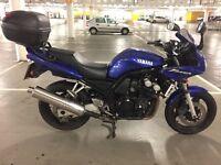 2002 Fazer 600 FZS, great first bike/commuter/work horse