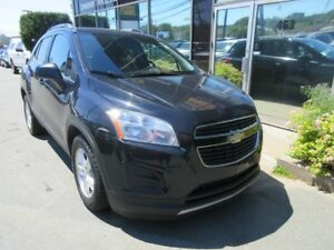 2013 Chevrolet Trax LT AUTO SUV - HIGHWAY KMS