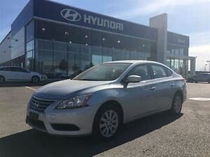 2013 Nissan Sentra S/ONE OWNER,