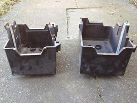 Ford Fiesta / Fusion (02-08) BATTERY TRAY (Breaking Spares) 1.6, 1.4, 1.2, 2.0 ST Zetec S mk6