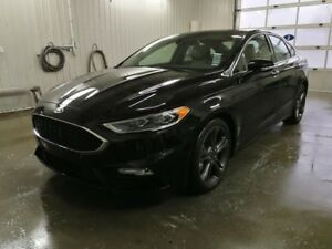 2017 Ford Fusion V6 Sport AWD 325HP NEUF
