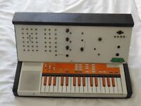 Diabolical Devices Casio SK1 2010 White Circuit Bent Modular Madness Synthesiser