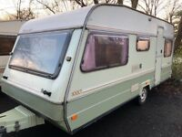 4 berth Maurader 500ct. NO DAMP. 2 double beds. I can deliver