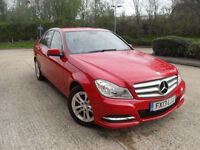 Mercedes-Benz C Class C220 Cdi Blueefficiency Executive SE Auto Diesel 0% FINANCE AVAILABLE