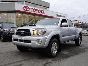 2011 Toyota Tacoma 4X4 TRD Sport Package
