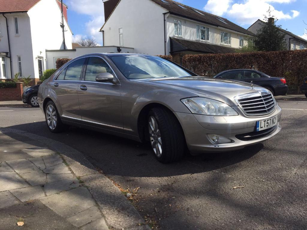 mercedes-benz s class 3.2 s320 cdi 4dr 2007 | in chiswick, london