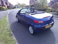 08 mitsubishi colt convertible mint 1owner no faults mot,d drives like new summer and winter car