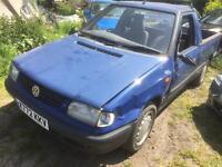 Volkswagen caddy mk2 1.9 diesel