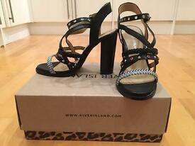 Brand New River Island Heels UK 5