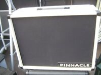 Guitar speaker cab 2 by 12inch Made by Pinnacle