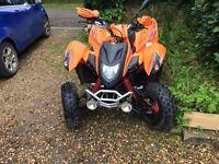 Adley 300xs eliminator quad bike