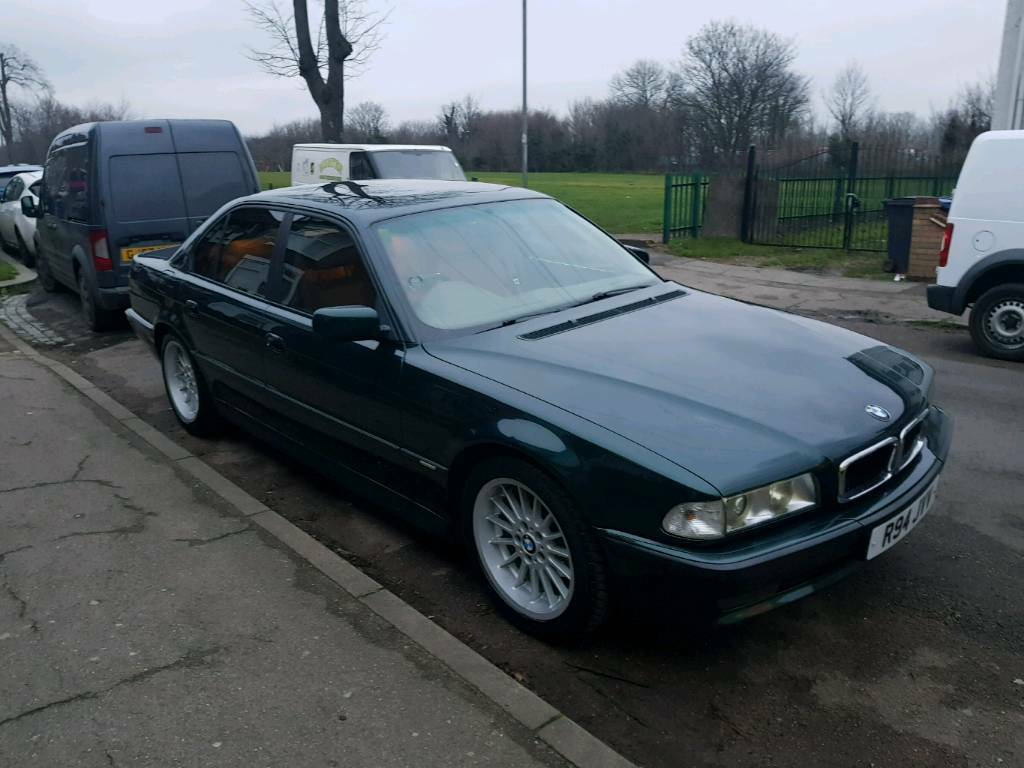 bmw 728i e38 in grays essex gumtree. Black Bedroom Furniture Sets. Home Design Ideas
