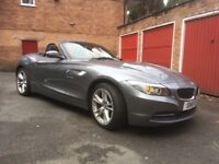 2011 - BMW Z4 23i - hard top convertible - full bmw service history