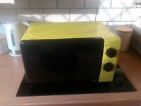 Lime green Microwave