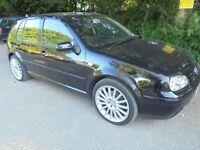 VW GOLF GT TDI 5 DOOR