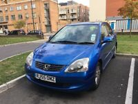 Honda Civic 1.6 i VTEC Executive 5dr Excellent Runner, Great Look,Very Economic,1 Year MOT. Spacious