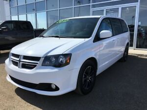 2017 Dodge Grand Caravan GT, LEATHER, CAPTIN CHAIRS, 41,235 KM
