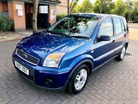 FORD FUSION 1.6 AUTO 2007 SERVICE HISTORY 3 OWNEES