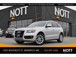 2012 Audi Q5 3.2 V6 Premium LOADED w/ Nav B&O Sound Cam BSM