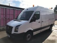 VOLKSWAGEN CRAFTER CR35 MWB 2.5TDI 136BHP 2011REG FOR SALE