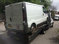 Scrap Vans & Cars Wanted!