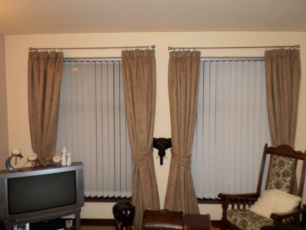 Bully 56 Inch Drop Curtains Curtains Sliding Door Measurements