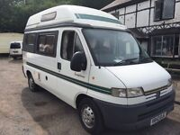 AUTOSLEEPER SYMPHONY Turbo Diesel 2 berth Motorhome / 12 months MOT ready to go.