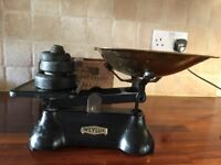 Vintage Kitchen Weylux Scales and weights