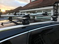 Thule Bike Roof bars 4 bike carrier