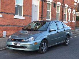 LHD Ford Focus 2.3i Automatic..104k..One owner..Left hand drive